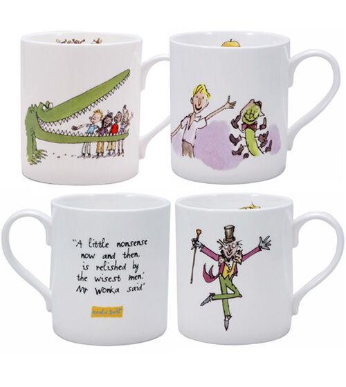 Roald Dahl mugs