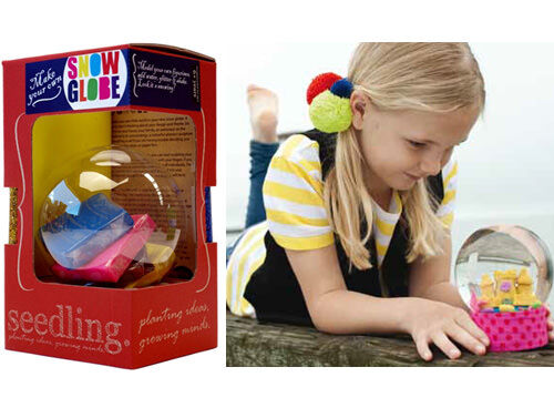 Seedling Make Your Own Snow Globe Kit