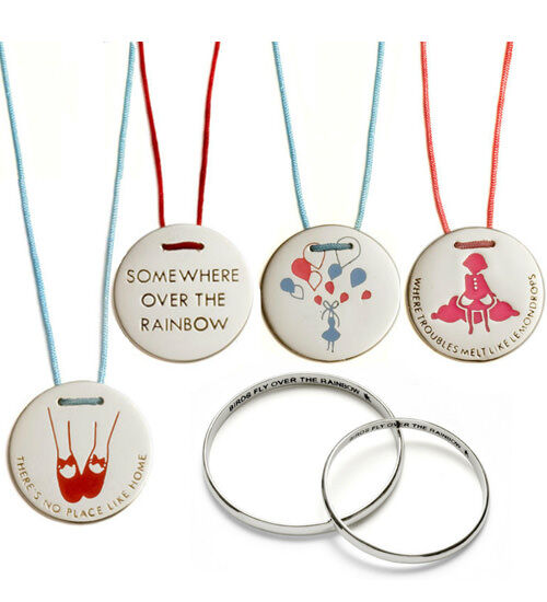 Little Lamb 'Over The Rainbow' children's jewellery collection