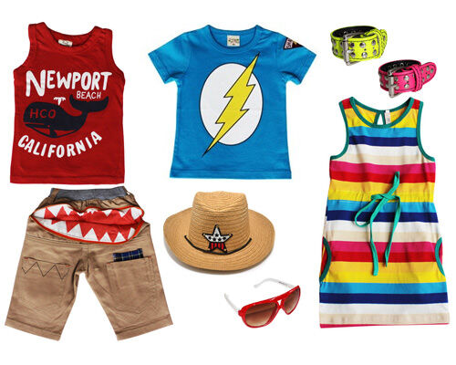 New Hootkid collection - Summer 2012