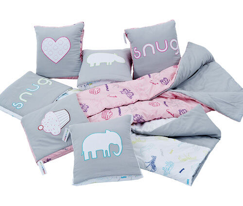 Snug A Licious Blanket Cushions A Blanket And Cushion In One