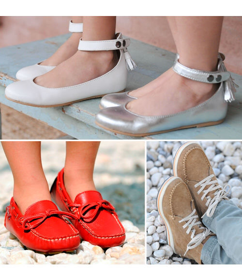 Mooky Shoes - ballet shoes, moccasins and boots