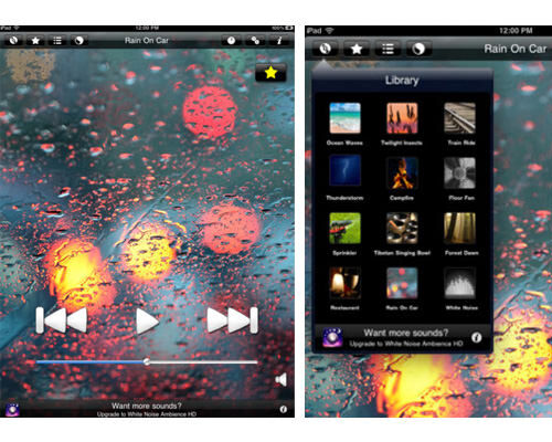 Best apps for parents: White Noise