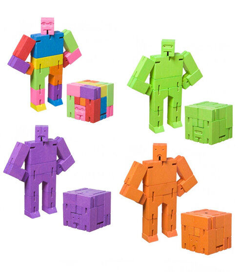 Areaware Micro Cubebots