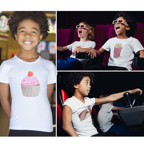 Smellies Scratch n Sniff Kids' T-shirts
