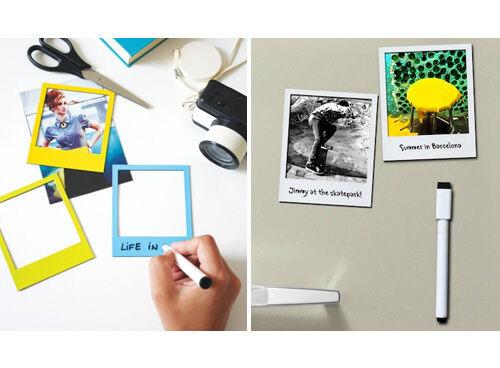 Polaframes - Polaroid Style Magnetic Photo Frames