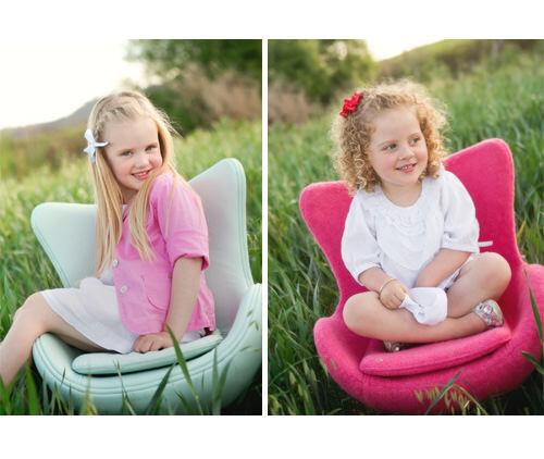 Missoni Home Mini Armchair Gravita: New Mini Egg Chair Colours From Incy Interiors