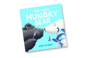 the very hungry bear pdf