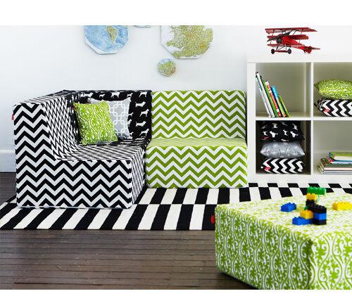 Noosh Frankie Kids' Sofas - summer range