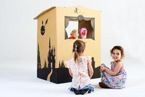 Tinyfolk Puppetbox