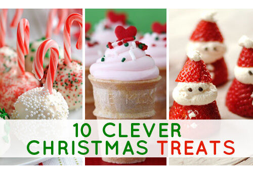 10 clever Christmas treats