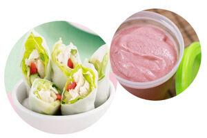 Menu planner: Two weeks of healthy school lunches