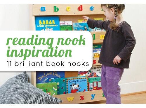 Reading nook inspiration: 11 brilliant book nooks
