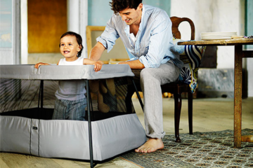 the best travel cots and port-a-cots
