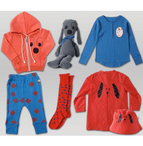 Bobo Choses winter fashion 2013 - kids' designer clothing