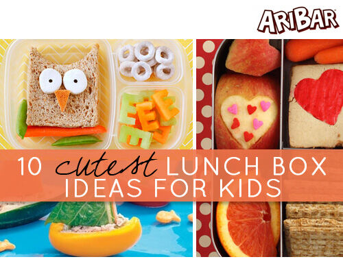 10 cutest lunch box ideas for kids
