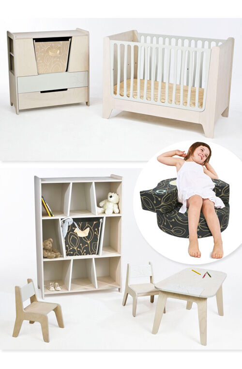 KUKUU designer Danish nursery furniture