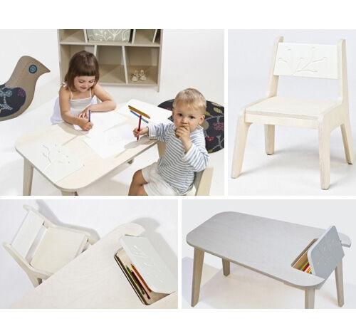 KUKUU Danish designed nursery furniture