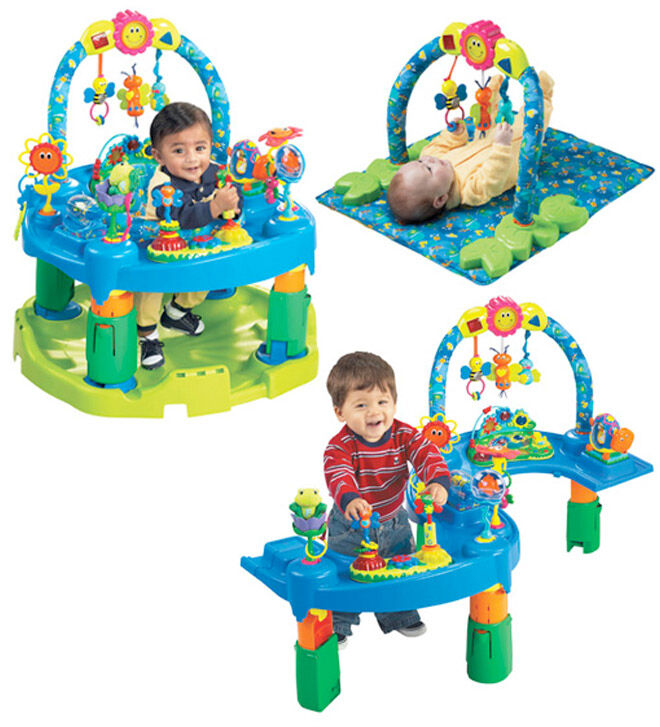 Exersaucer Activity Centres For Baby