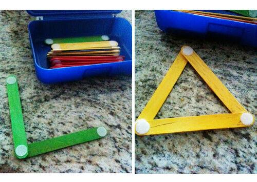 Toddler Busy Bag Ideas