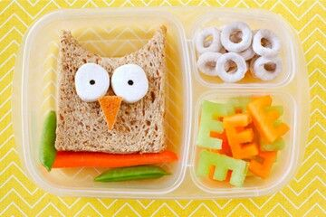 How to make bento lunch box designs