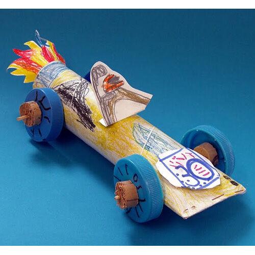 Top 10 Racing Car Crafts And Activities