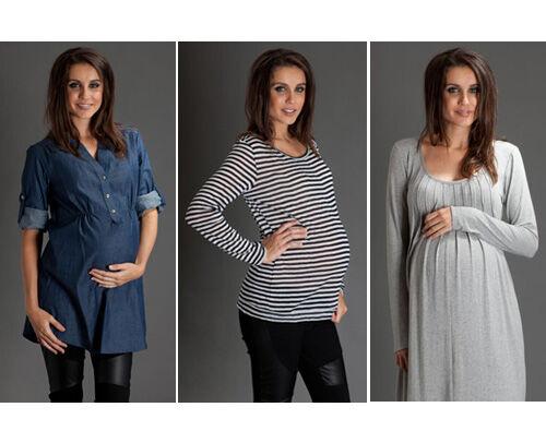 Oksa Maternity Fashion Winter 2013
