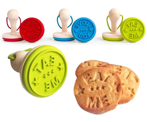 Suck UK Cookie Stamps from Lime Tree Kids
