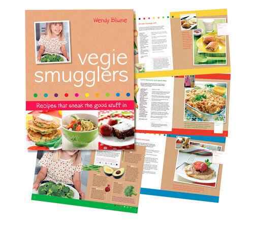 Veggie Smugglers cookbook