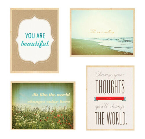 Fresh Words Market inspirational prints