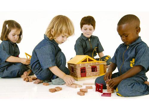 Junior Tradesman realistic construction toys
