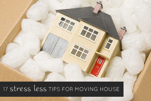 17 tips for moving house