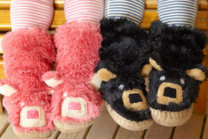 Hatley range of pj's and slippers