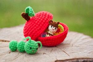 2 Cute 2 Be True fair trade crochet toys