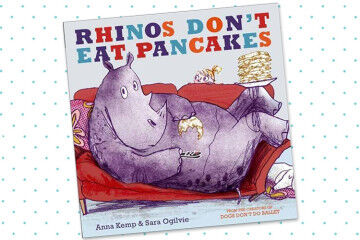 Book Reviews - Rhinos Don't Eat Pancakes