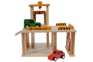 Wooden Emergency Services Toys