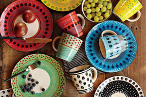 8 electic mix-and-match tableware ideas