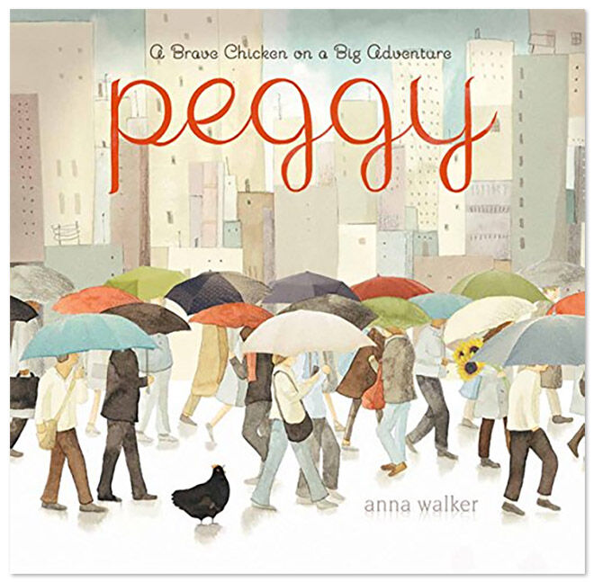 Book Review: Peggy by Anna Walker