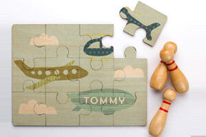 Adorable new jigsaw designs from Tinyme