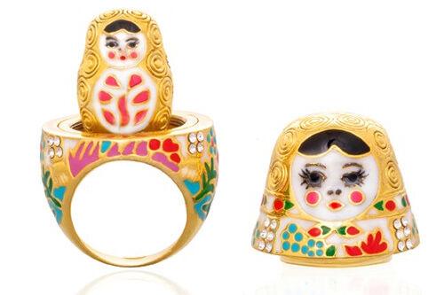 Babushka ring