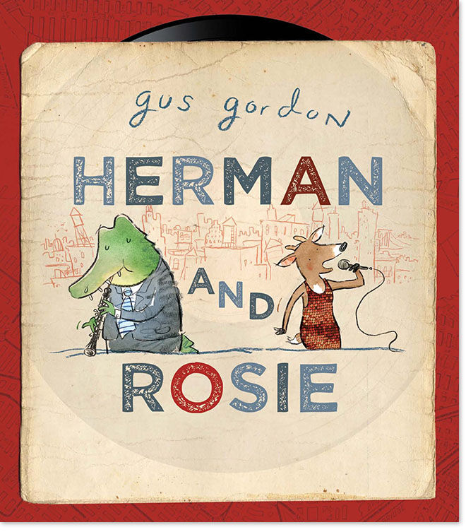 Book Review - Herman and Rosie