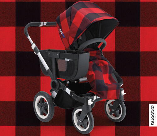 Bugaboo + Pendleton collaboration