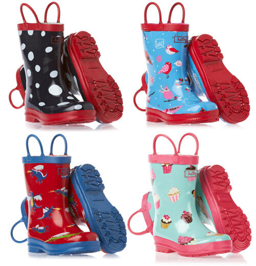 Buy from a great range of Kid's Colourful Fun Waterproof and Insulated Gumboots with Australia Wide Delivery.
