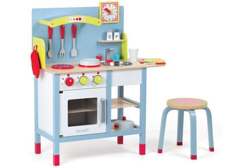 Janod Picnik wooden play kitchen