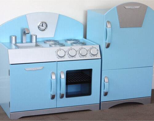 Hip Kids retro toy kitchen