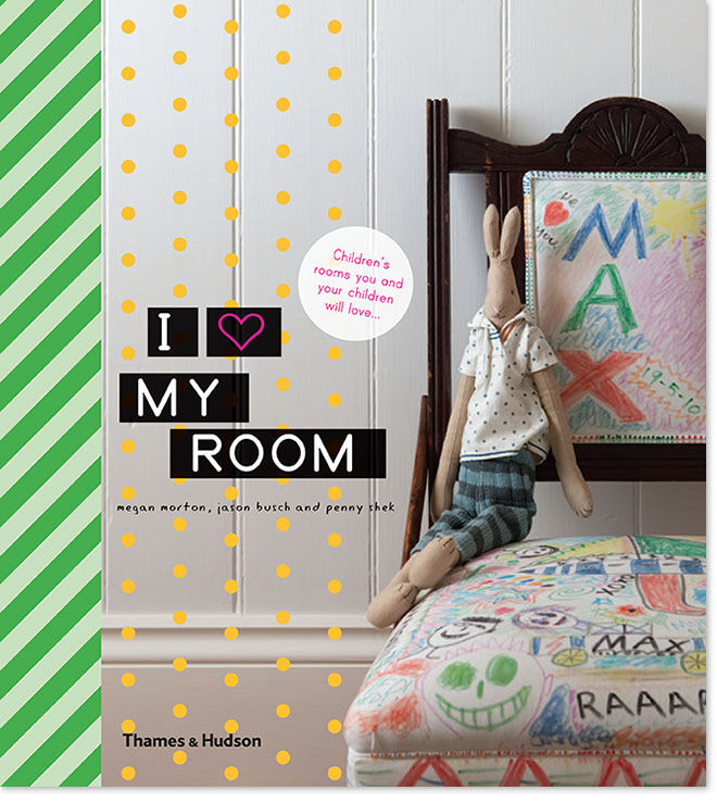 Book Review: I Love My Room