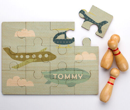 Tinyme new personalised jigsaw designs