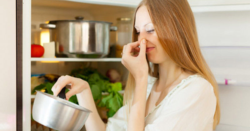 6 Natural Solutions For A Stinky Fridge