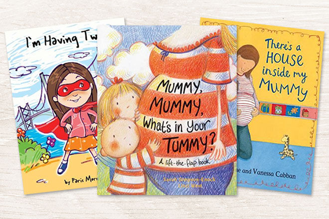 10 Books to Prepare Siblings for a New Baby