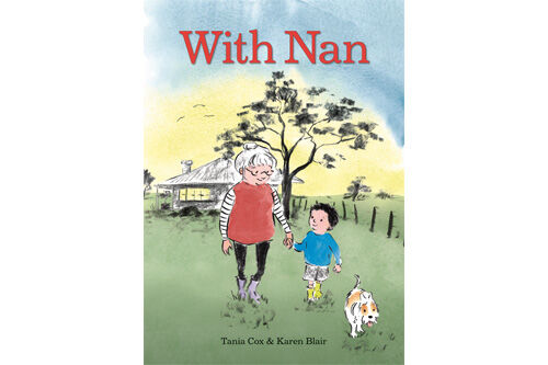Book of the Year, Early Childhood, With Nan, Tania Cox